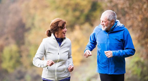 Stay Active - Manage your Hip and Knee Osteoarthritis (OA) - Sep/26