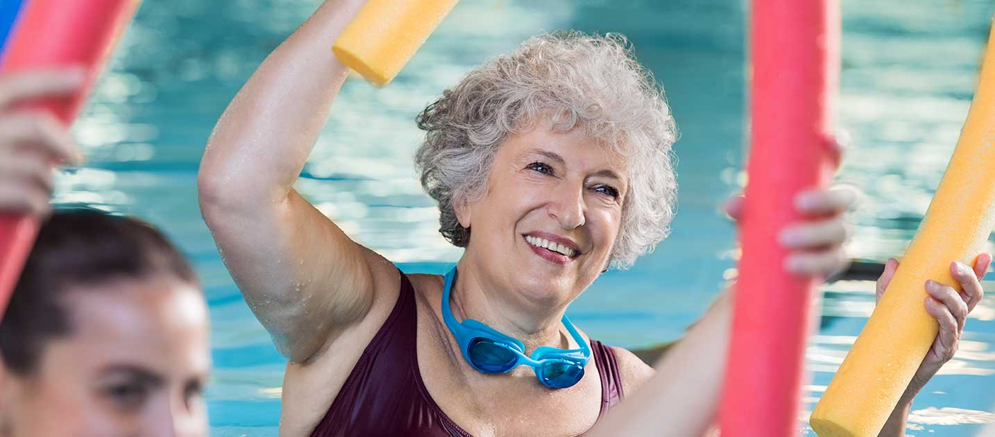 Find out how hydrotherapy, also known as water therapy or aquatherapy, can help improve arthritis pain, joint tenderness and balance, in...
